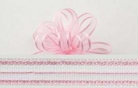 Treklint roze - 10 meter