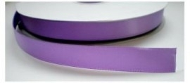 Satijnlint lila 16mm per meter