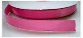 Satijnlint roze 16mm per meter
