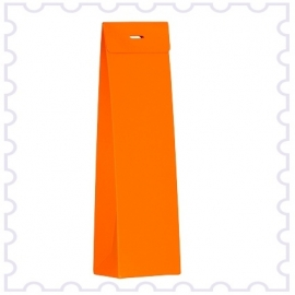 hoog doosje oranje