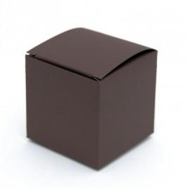 Doopsuiker kubus doosje bruin