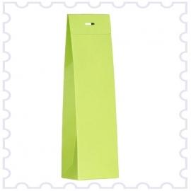 hoog doosje limoen groen