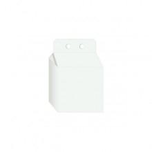Doopsuiker kubus wit