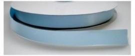 Satijnlint licht blauw 16mm per meter