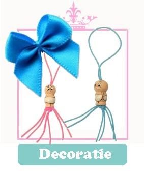 geboortebedankes-zelf -maken-decoratie