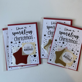Kraskaart Kerst