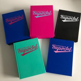 Notitieboekje Superjuf