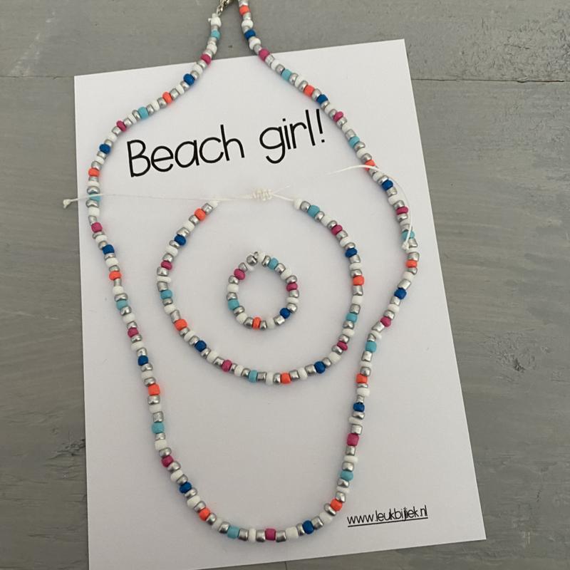 Set Beach girl Multi