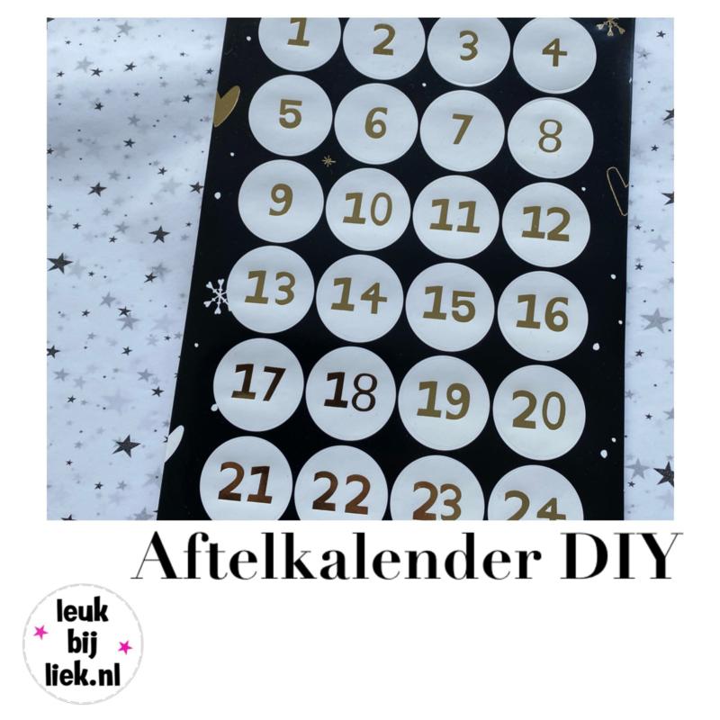 Aftelkalender DIY