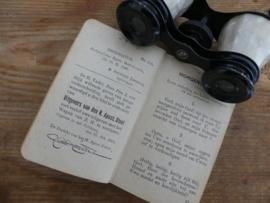 Oud gebedenboekje