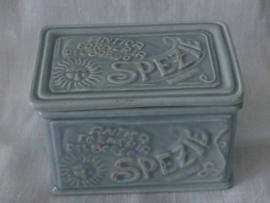 Ceramiche Virginia Casa specerijenpot