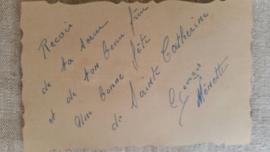Oude Franse ansichtkaart 2
