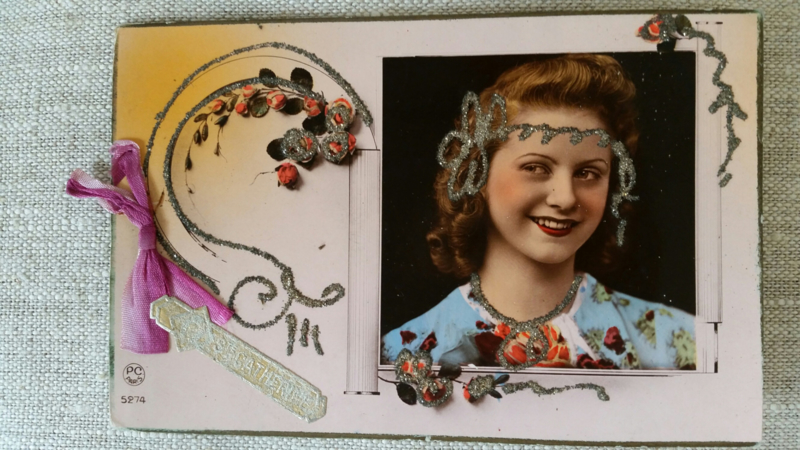Oude Franse ansichtkaart 4