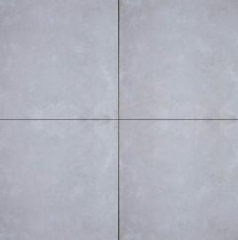 GeoCeramica 60x60 Concreet Silver tegel