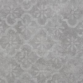 Solido Ceramica Disegno Antracite Decor 90x90x3 keramiek