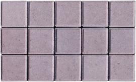 Halve betonklinker 8 cm heidepaars (72st)