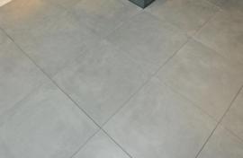 Kera Twice 60x60x5 Cerabeton Gris