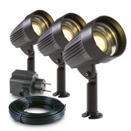 Garden Lights Corvus Smart Ready set