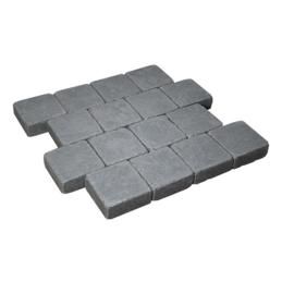 Kobblestones 21x21x7 cm Antraciet