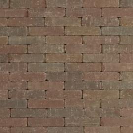 Metro Trommelsteen Waalformaat Brons Genuanceerd