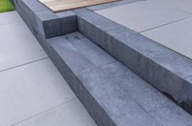 Wallblock new 15x15x60 cm Antraciet