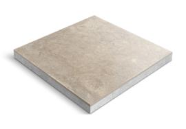 CeraDeco keramiek op beton Matiere Corda 60x60