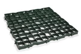ECCOdal grastegel 80x80x4 cm Groen