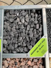 Ardenner split grijs 16-25 mm 5 zak