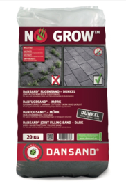 Dansand voegzand No Grow zacht Dark