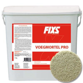 Voegmortel Fixs Pro Tuinvisie 15 KG Zand
