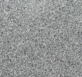 Natuursteen Graniet Tibet Dark Grey Riven 40x40x3