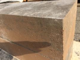 Wallblock new 12x12x60 cm Texels Bont