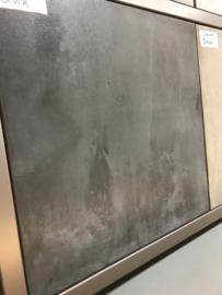 GeoCeramica 60x60 Concreet Black tegel