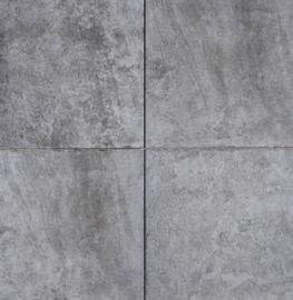 GeoCeramica 60x60 Vecchia Antra Grey tegel
