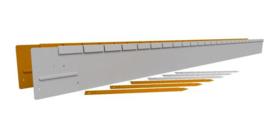 Flexline 150 mm