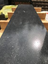 GeoCeramica 30x120 Impasto Negro tegel