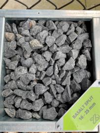 Basalt split 16-25 mm bigbag 1000KG
