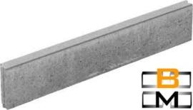 Opsluitband grijs 5x15x100