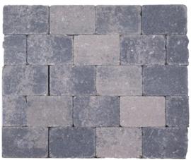 Abbeystones getrommeld grijs zwart