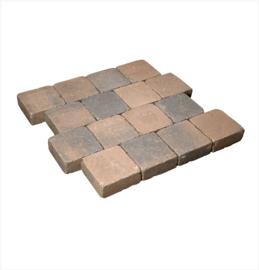 Cobblestones 31,5x21x8 cm Bruin Genuanceerd