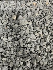 Basalt Split 2-8 mm 10 zak 25 KG