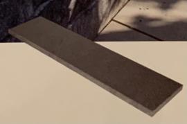 Vijverrand Dark Grey 100x15x3 cm