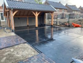 Schellevis Oud Hollandse Tegel 80x80x5 carbon