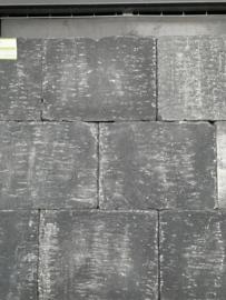 Abbeystones Getrommeld Nero 30x40x6