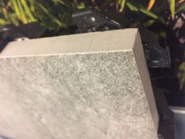 CeramiDrain 60x60x4 Quartz Greige