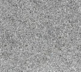 Natuursteen Graniet Tibet Dark Grey Gevlamd 60x40x2