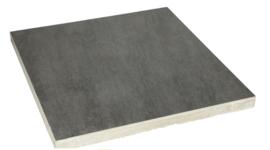 Kera Twice 60x60x5 Moonstone Black