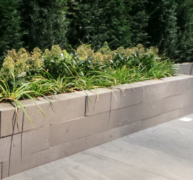 Linia Palissade 12x12x60 Gris Excellence