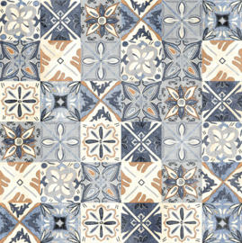 GeoCeramica 60x60 Due Decora Multicolor