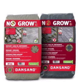 Dansand voegzand No Grow Grey
